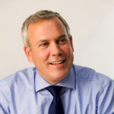 Picture of Andrew Yaxley, CEO of Tesco