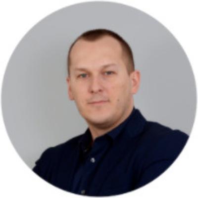 Picture of Kamil Kuszewski, CEO of Limnuswork