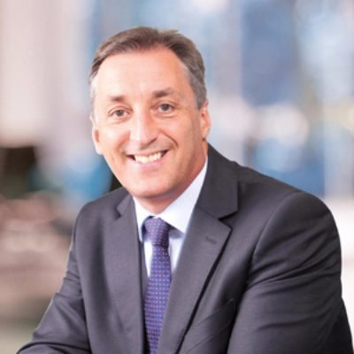 Headshot of Mark Parsons, CEO of Coventry Building Society