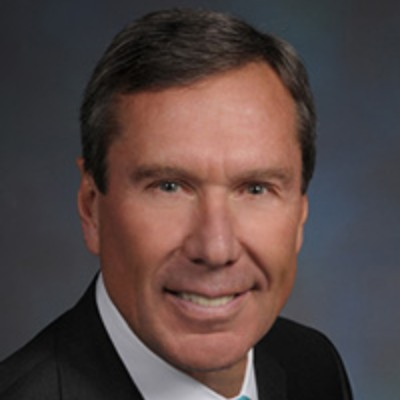 Headshot of William H. Stoller, CEO of Express Employment Professionals