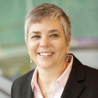 Headshot of Vivian Eliopoulos, CEO of Vancouver Coastal Health
