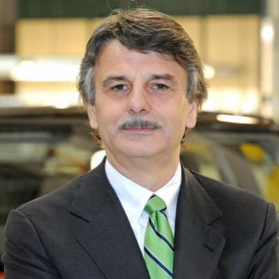 Picture of Dr Ralf Speth , CEO of Jaguar Land Rover