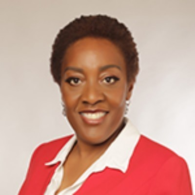 Picture of Irene Sobowale, CEO of The Disabilities Trust