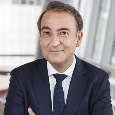Picture of Hervé Hélias , CEO of Mazars