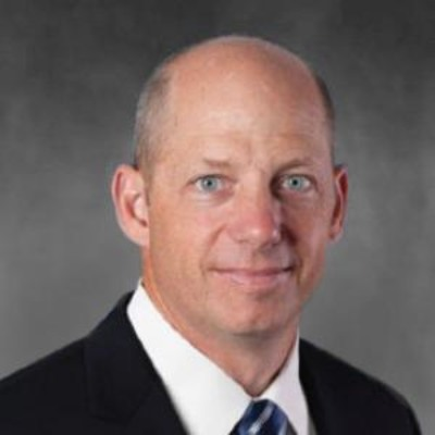 Picture of John Heller, CEO of PAE