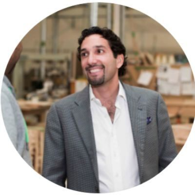 Picture of Ruben Cohen , CEO of Hospitality Designs