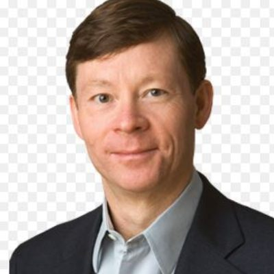 Picture of Gene Hall, CEO of Gartner