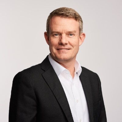 Picture of Stephan BORCHERT, CEO of GrandVision
