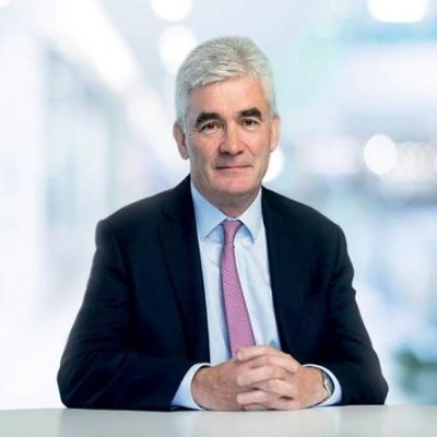 Picture of Andrew Davies, CEO of Kier Group