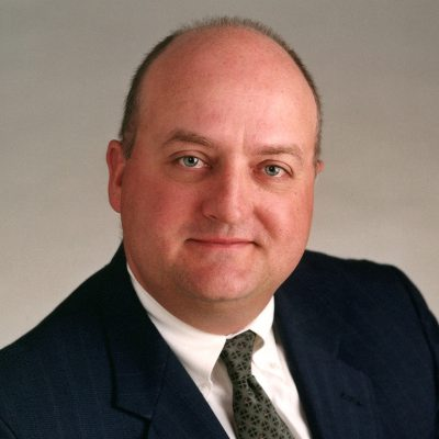 Picture of John Cowdery, CEO of Cascade Environmental