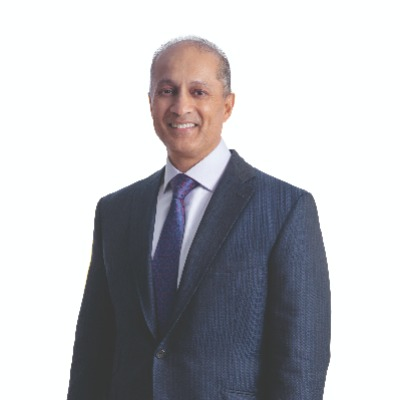 Picture of Kevin Lobo, CEO of Stryker
