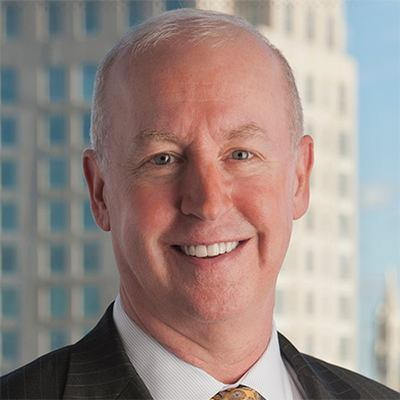 Picture of Ray McDaniel, CEO of Moody's Corporation