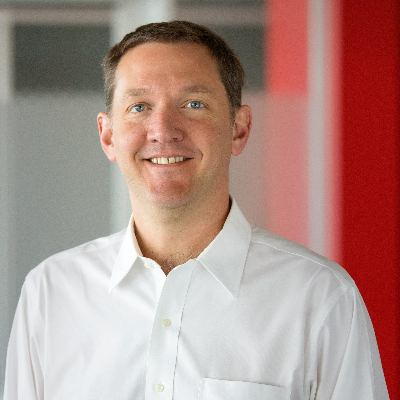 Picture of Jim Whitehurst, CEO of Red Hat