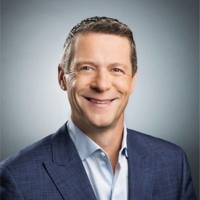 Picture of Charles Meyers, CEO of Equinix