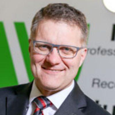 Picture of Robert Forrester, CEO of Vertu Motors plc