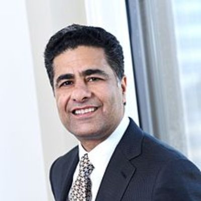 Picture of Punit Renjen, CEO of Deloitte