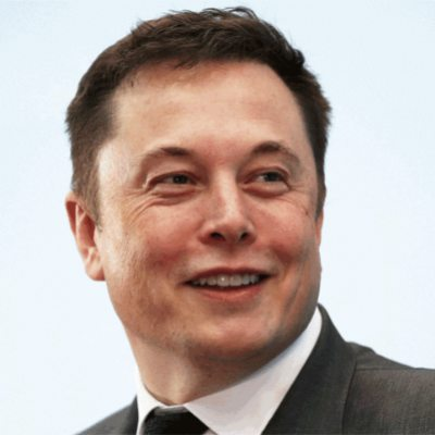 Picture of Elon Musk, CEO of Tesla
