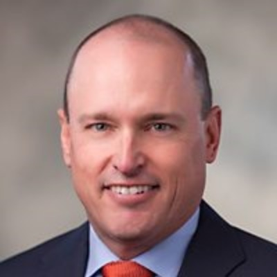 Picture of Richard Kyle, CEO of Timken
