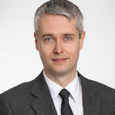 Picture of Martin Liebert, CEO of Allgeier Experts Pro GmbH
