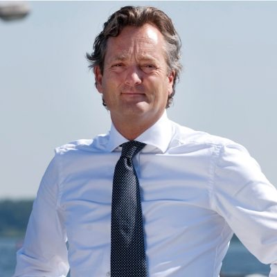 Picture of Ronald Kardol, CEO of Actief Werkt!