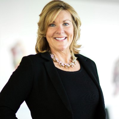 Picture of Tricia Griffith, CEO of Progressive
