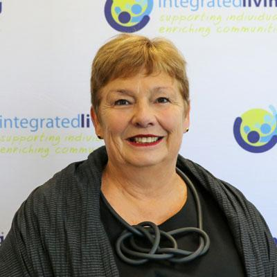 Picture of Catherine Daley, CEO of integratedliving