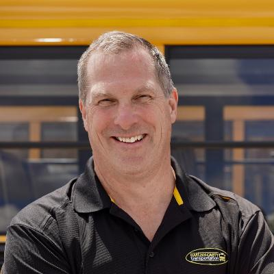 Picture of Jim Switzer, CEO of Switzer-CARTY Transportation