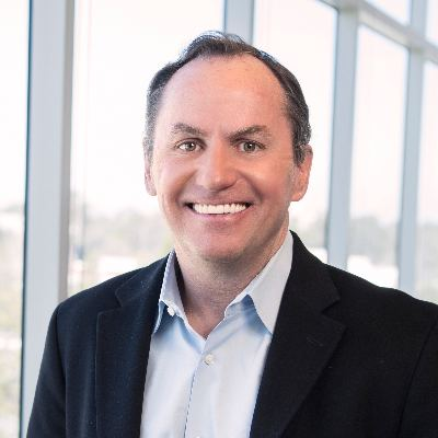 Picture of Bob Swan, CEO of Intel