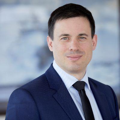 Picture of Sébastien Chauffaut - Président du directoire, CEO of Groupe Roullier