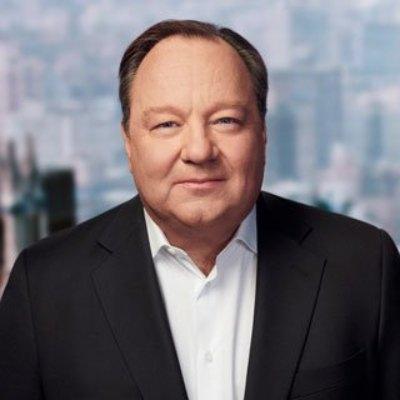 Picture of Robert M. Bakish, CEO of ViacomCBS