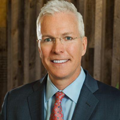 Picture of Sean Connolly, CEO of Conagra Brands