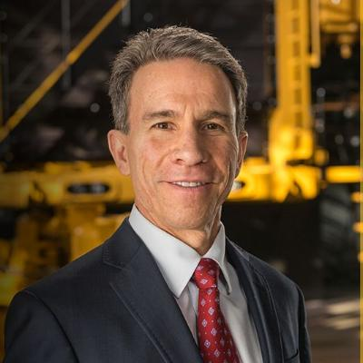Picture of Jim Umpleby, Chairman and CEO , CEO of Caterpillar