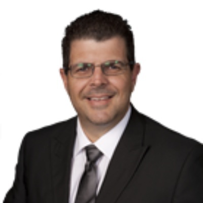 Picture of Brian C. Boyer, CEO of DataComm Networks