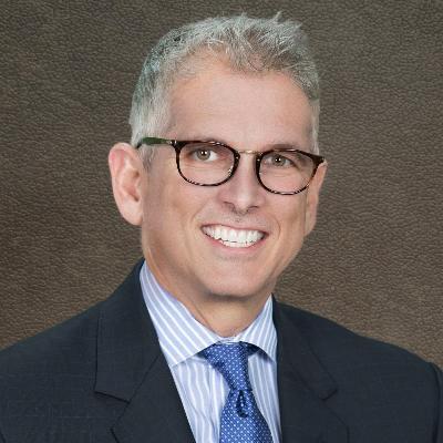 Headshot of Jim Alderman, CEO of Radisson Hotel Group