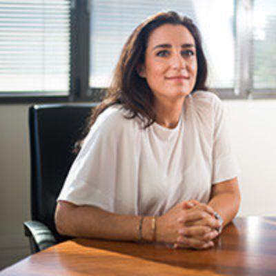 Picture of Emilie de Lombarès, CEO of Onet