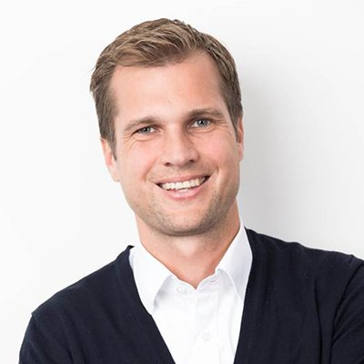 Picture of Philipp Geyer , CEO of Unique Personalservice