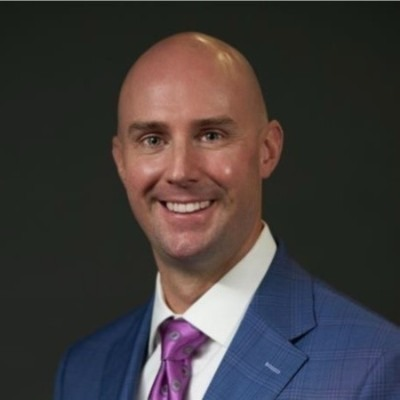 Picture of Shawn B. Pearson, CEO of Bluegreen Vacations
