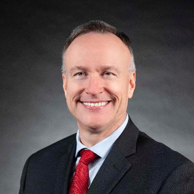 Picture of Chris Brady, CEO of General Dynamics Mission Systems