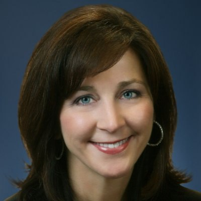 Picture of Lydia Jumonville, CEO of SCL Health