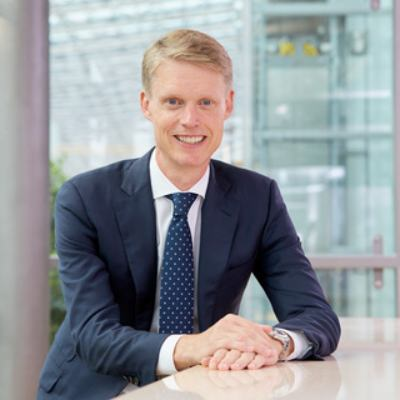Picture of Henrik Poulsen  , CEO of Orsted
