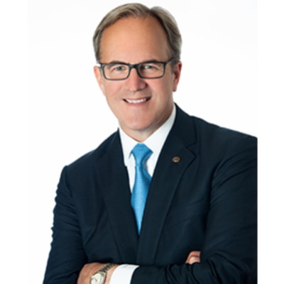 Picture of Doug Baker, CEO of Ecolab