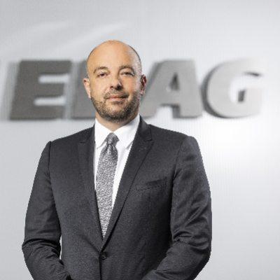 Picture of Cosimo de Carlo, CEO, CEO of EDAG Engineering GmbH