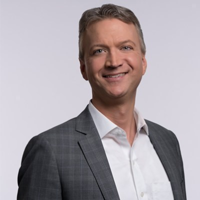 Headshot of Brian Householder, CEO of Hitachi Vantara