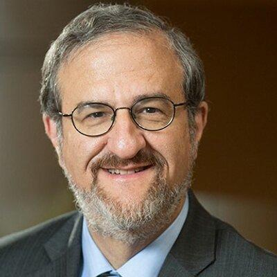 Picture of Mark Schlissel, CEO of The University of Michigan