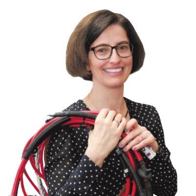Picture of Eva Schinkinger, CEO of Gebauer & Griller