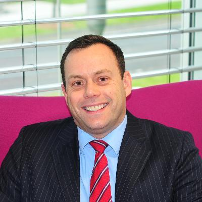 Picture of Nic Budden, CEO of Foxtons