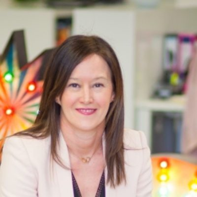 Picture of Suzanne Harlow, CEO of Jack Wills LTD