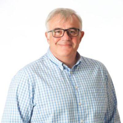 Picture of Julian Tompkins, CEO of Ashfield