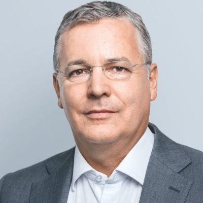 Headshot of Dr. Toralf Haag, CEO of Voith Group