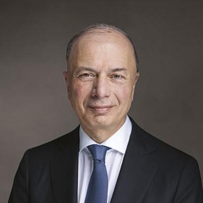 Picture of Dieter Weisskopf, CEO of Lindt & Sprüngli